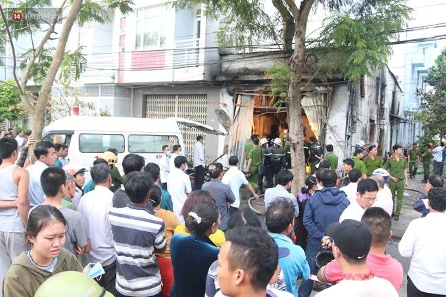 Cháy nhà trong đêm ở Đà Nẵng, 3 cô gái trong một gia đình chết thảm - Ảnh 6.