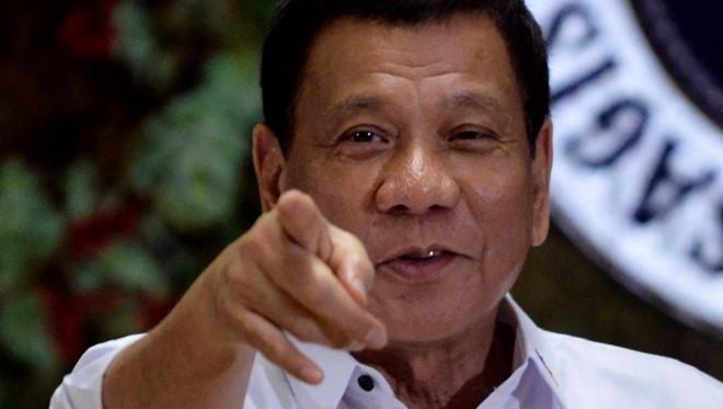 Tong thong Philippines: Dan ong nhieu vo, bo nhi co gi sai? hinh anh 1