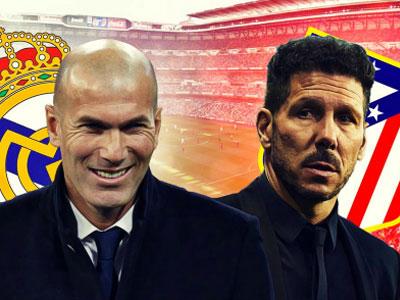 Real - Atletico: Khi derby định đoạt cả vương triều
