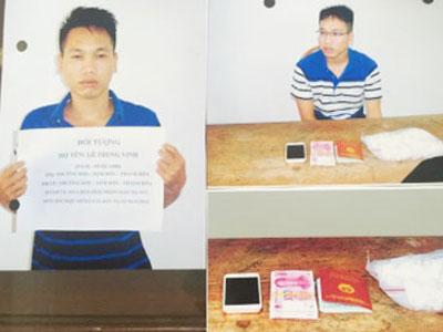 Bóc trần thủ đoạn cất giấu ma túy tổng hợp vào Việt Nam