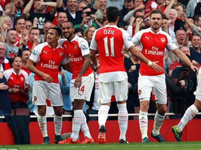Crystal Palace - Arsenal: Chiến đấu vì Champions League