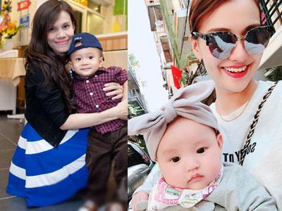 Làm mẹ đơn thân, sao Việt xót xa khi bạn trai vô trách nhiệm, không thừa nhận con