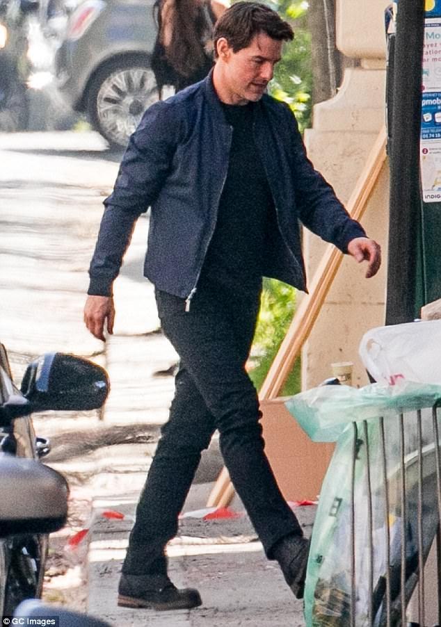 """Đã hơn hai thập kỷ trôi qua kể từ khi Tom Cruise lần đầu đóng """"Nhiệm vụ bất khả thi"""" hồi năm 1996."""