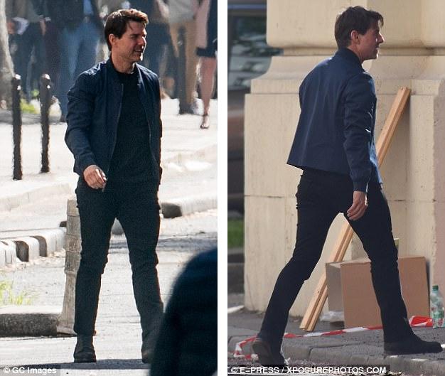 Bất kể những thăng trầm trong đời sống riêng, Tom Cruise vẫn rất ổn định phong độ trên phim trường.