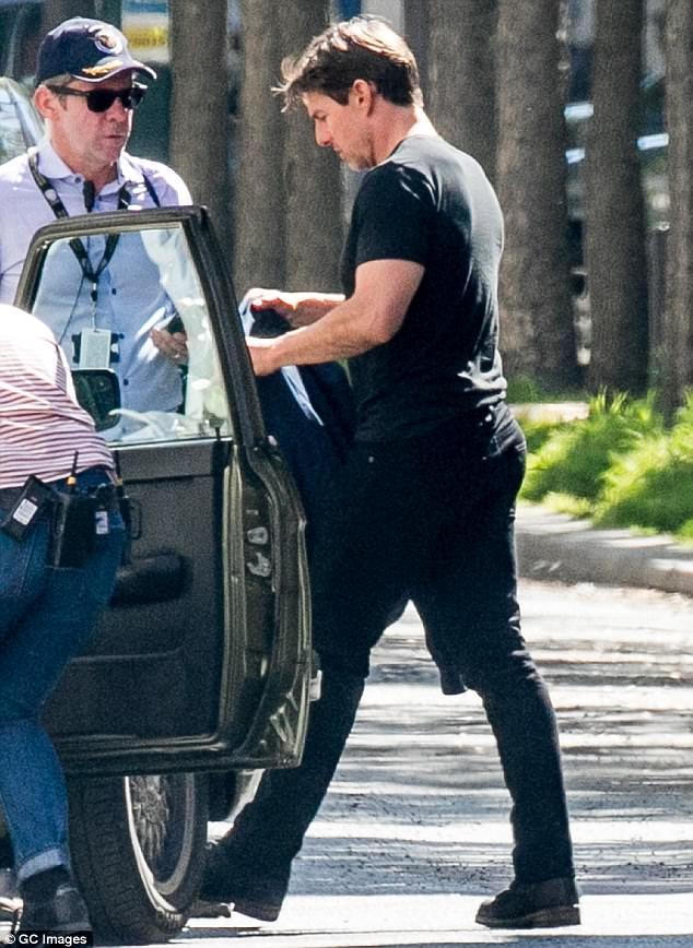 Tom Cruise hiện tại đã ở tuổi 54, nhưng phong độ diễn xuất của anh trong phim hành động vẫn rất ổn định.