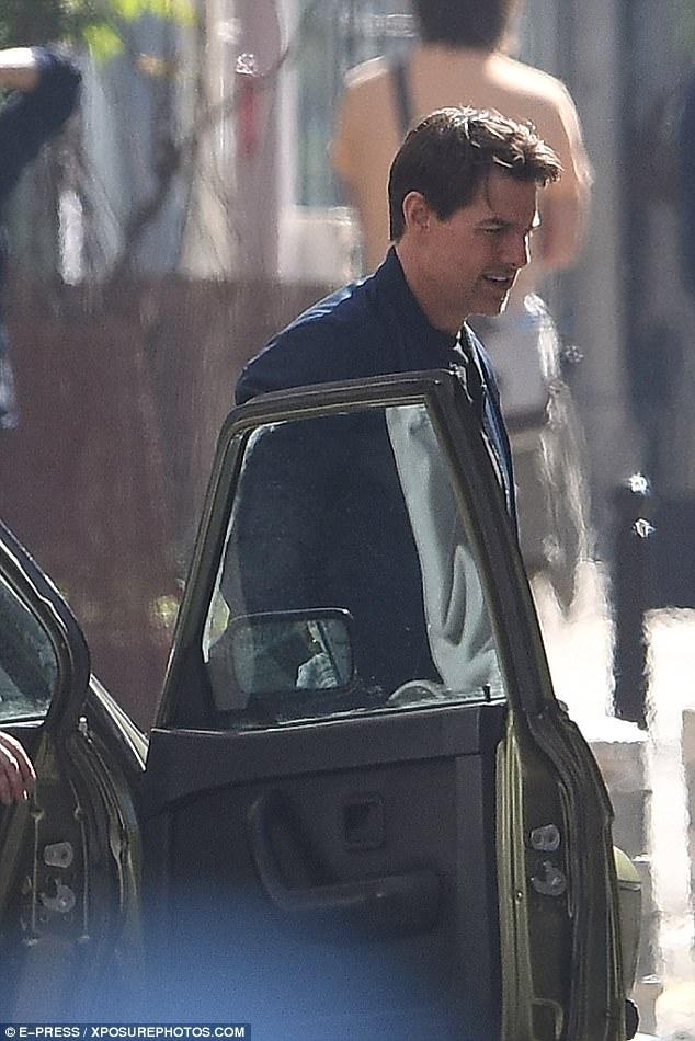 """Bên cạnh việc ghi hình ở Paris, phần phim mới của """"Nhiệm vụ bất khả thi"""" sẽ còn tới ghi hình ở London và New Zealand."""