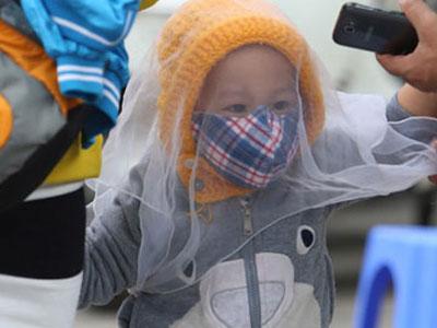 Dự báo thời tiết hôm nay (13.4): Rét nàng Bân, Hà Nội giảm nhiệt kèm mưa rào và dông