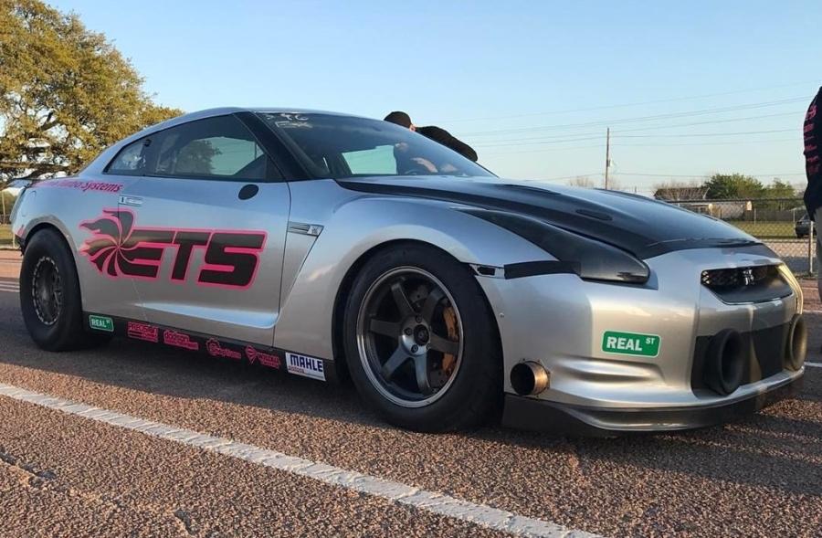10 chiếc Nissan GT-R tăng tốc nhanh nhất thế giới - 1