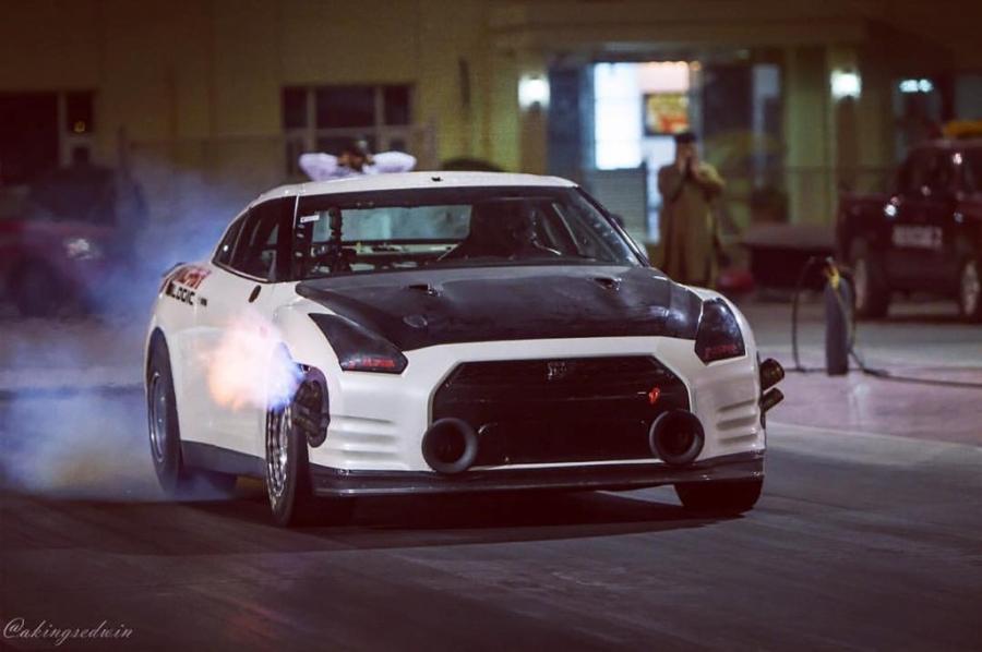 10 chiếc Nissan GT-R tăng tốc nhanh nhất thế giới - 2