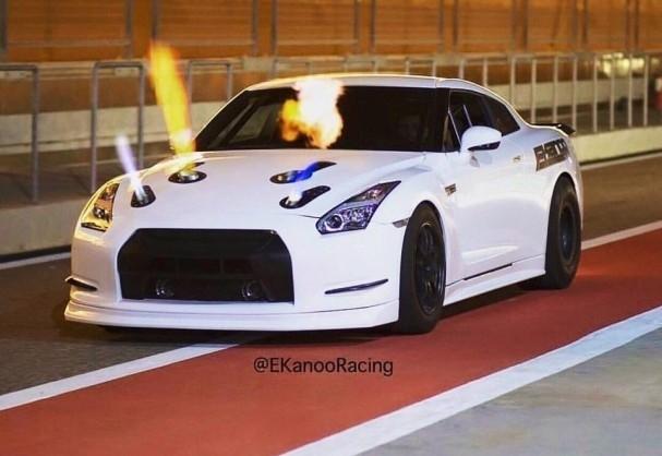 10 chiếc Nissan GT-R tăng tốc nhanh nhất thế giới - 3