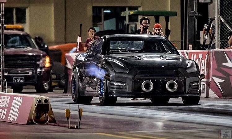 10 chiếc Nissan GT-R tăng tốc nhanh nhất thế giới - 4