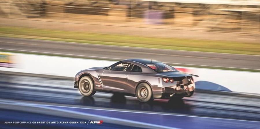 10 chiếc Nissan GT-R tăng tốc nhanh nhất thế giới - 5