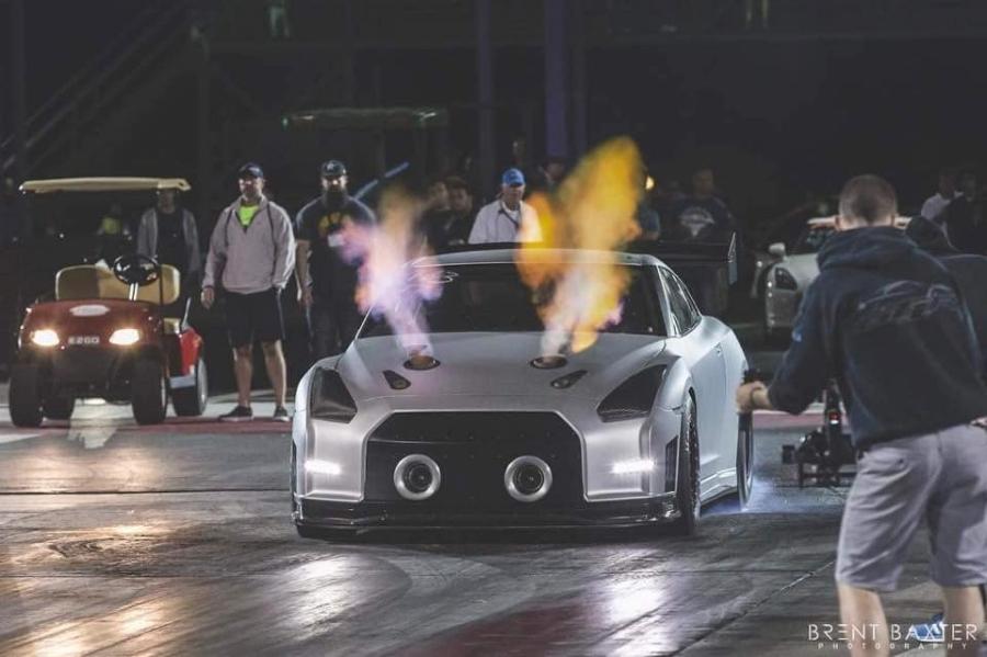 10 chiếc Nissan GT-R tăng tốc nhanh nhất thế giới - 7