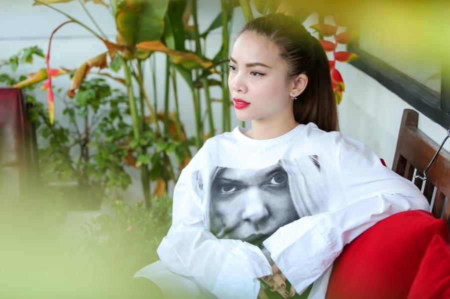 Yen Trang: 'Chua muon noi chuyen lai voi Thu Thuy' hinh anh 1