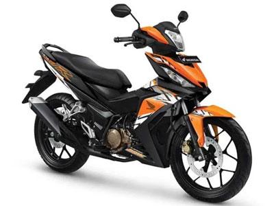 Honda Winner 150 có 3 màu mới, giá từ 37 triệu ở Indonesia