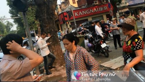 """""""co"""" long hanh o bv k trung uong, truc loi tren moi benh nhan hang tram den hang trieu dong - 1"""