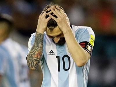 Messi từ chối đề nghị giảm án treo giò từ FIFA