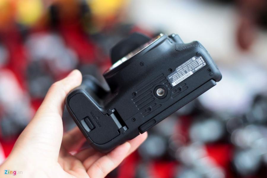 Anh thuc te Canon EOS 800D gia 18 trieu tai VN hinh anh 7