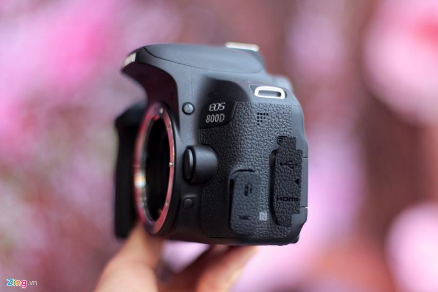 Anh thuc te Canon EOS 800D gia 18 trieu tai VN hinh anh 9