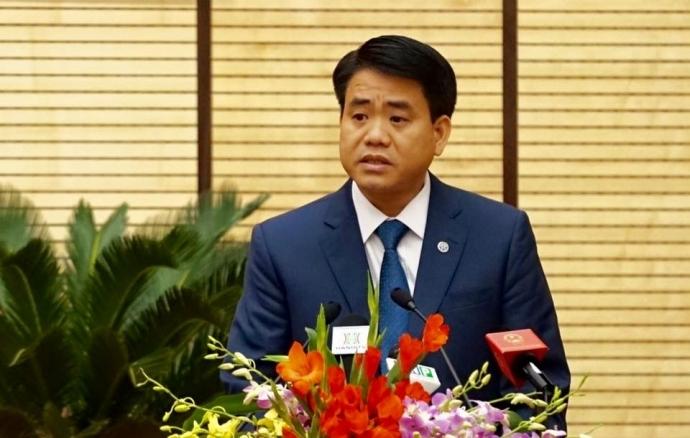 """Giao chủ tịch Nguyễn Đức Chung giải quyết """"điểm nóng"""" Mỹ Đức"""