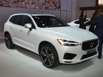 SUV hạng sang Volvo XC60 2018 giá từ 1,05 tỷ đồng