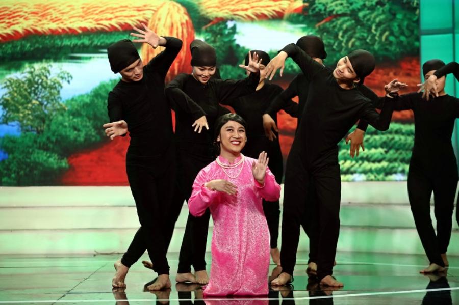 Huynh Tien Khoa, Don Nguyen duoc khen gia gai 'qua xinh' hinh anh 4