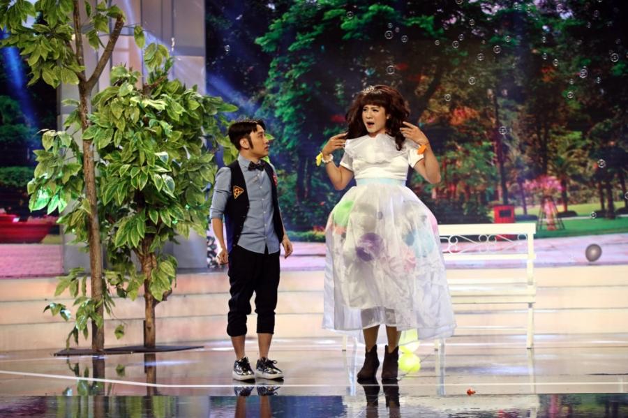 Huynh Tien Khoa, Don Nguyen duoc khen gia gai 'qua xinh' hinh anh 7