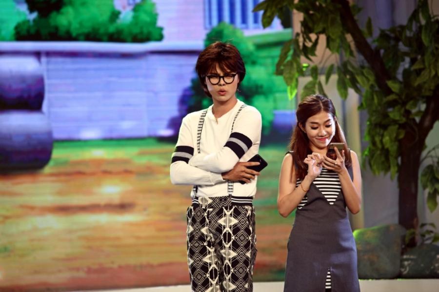 Huynh Tien Khoa, Don Nguyen duoc khen gia gai 'qua xinh' hinh anh 11