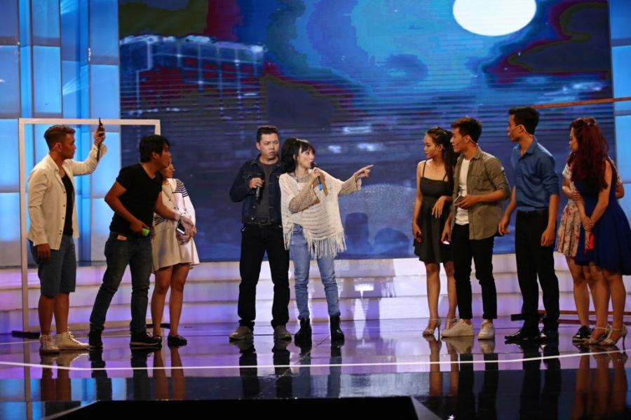 Huynh Tien Khoa, Don Nguyen duoc khen gia gai 'qua xinh' hinh anh 12