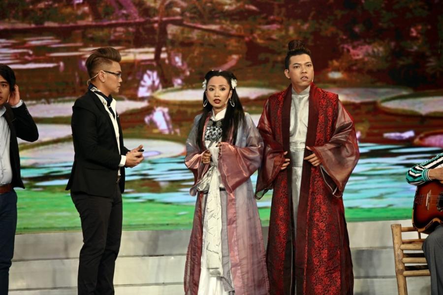 Huynh Tien Khoa, Don Nguyen duoc khen gia gai 'qua xinh' hinh anh 16