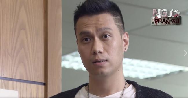 Trailer tập 9 Người phán xử: Lê Thành nói thẳng với Phan Quân rằng mình muốn tìm người bố thất lạc - Ảnh 2.