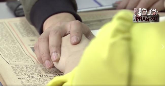 Trailer tập 9 Người phán xử: Lê Thành nói thẳng với Phan Quân rằng mình muốn tìm người bố thất lạc - Ảnh 5.