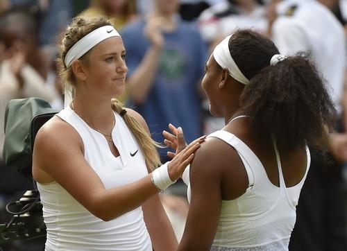 Azarenka sẽ vươn lên ở giai đoạn hậu Serena
