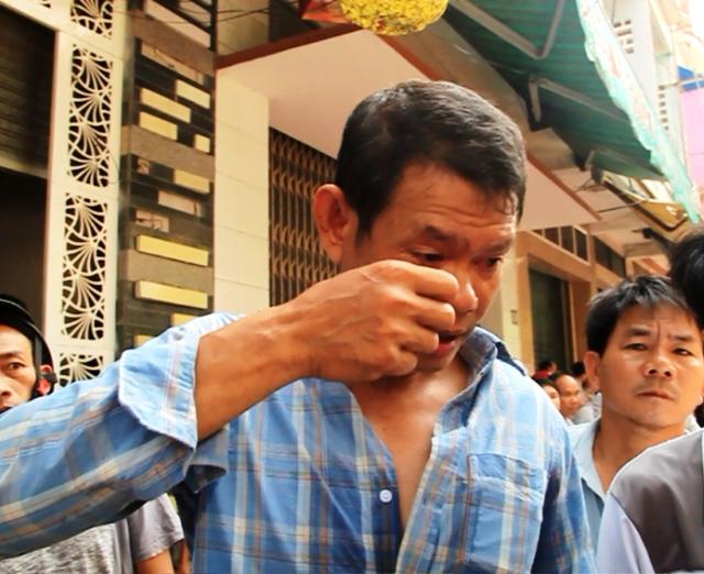 Anh Hưng, con cụ Thủ chưa hết bàng hoàng khi kể lại vụ việc