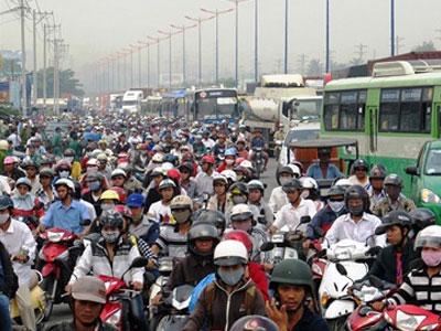 Cấm xe máy: TP.HCM hiện đại, người nghèo hưởng lợi