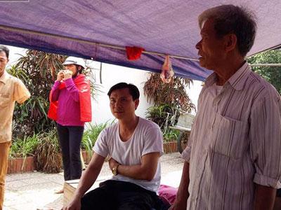 Đại diện thôn Hoành: Chủ tịch Chung gọi điện cho người dân, báo tin chuẩn bị về Đồng Tâm