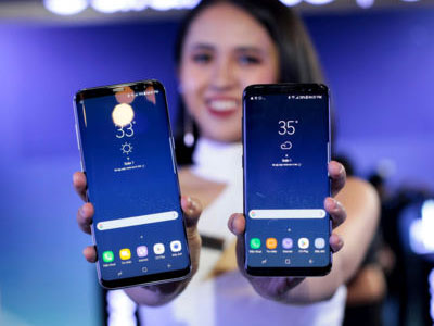 Samsung Galaxy S8 phá kỷ lục đơn hàng dù chưa lên kệ