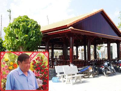 Tổng giám đốc xây biệt thự không phép ở Sóc Trăng nhận lỗi