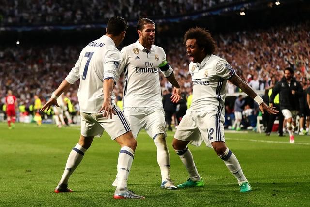 Real Madrid là ứng cử viên số 1 cho danh hiệu vô địch Champions League