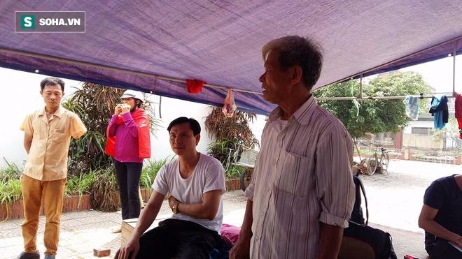 Chủ tịch Chung gọi điện cho người dân, báo tin chuẩn bị về Đồng Tâm - Ảnh 2.