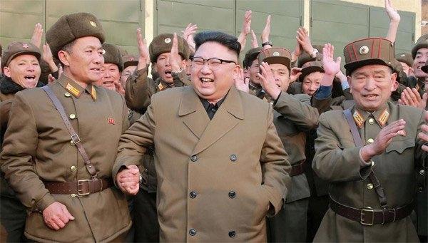 Kim Jong Un, Triều Tiên, tình hình Triều Tiên