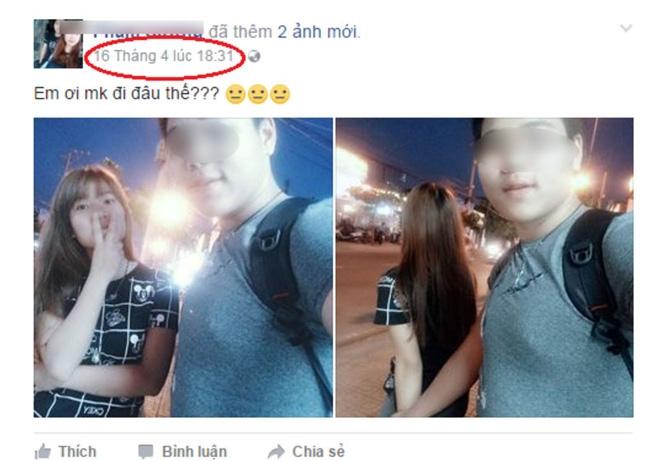Một thanh niên đăng ảnh tự sướng cùng nữ sinh Ninh Bình mất tích hơn 3 tuần - Ảnh 1.