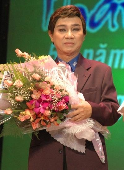 Nghệ sĩ Ưu tú Thanh Sang.