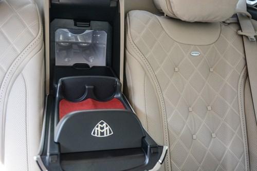Ngọc Trinh tậu xe siêu sang Mercedes-Maybach S500 giá 11 tỷ Đồng - Ảnh 5.