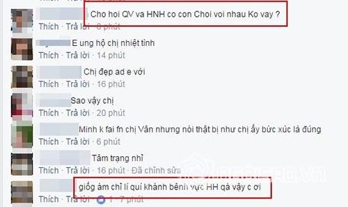 """que van dang dan """"da xeo"""" gay soc sau khi ly qui khanh benh ho ngoc ha - 2"""