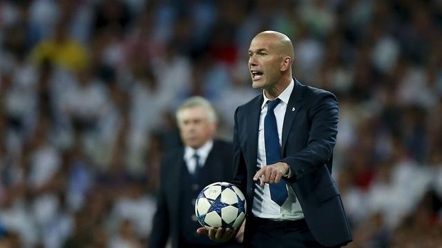 Liệu chăng HLV Zidane có làm nên lịch sử cùng Real Madrid