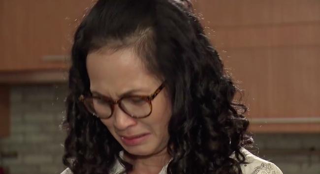 Sống Chung Với Mẹ Chồng tối nay: Nổi cơn ghen tuông tam bành, bà Phương bị chồng mắng đến phát khóc - Ảnh 3.