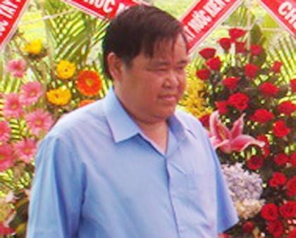 Tong giam doc xay biet thu khong phep o Soc Trang nhan loi hinh anh 1