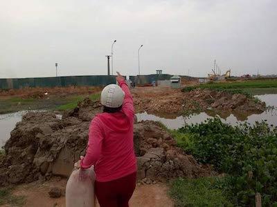 Bắc Ninh: Căng thẳng do mâu thuẫn về nguồn gốc 14 mẫu ruộng
