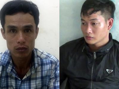 Trinh sát chặn ôtô, khống chế kẻ buôn ma túy thủ súng ở Sài Gòn